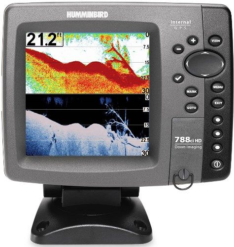humminbird 408130-1 model 788ci hd di combo fishfinder gps system, Fish Finder