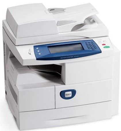 Xerox 4150/C WorkCentre Copier, Up to 45 ppm Max Copying Speed, Up to 600 x 600 dpi Max Copying Resolution, CCD Scan Element, 50 sheets Document Feeder Capacity, 3.9 in x 5.8 in Min Copy Size, 60 g/m2 Min Copy Weight, 200 g/m2 Max Copy Weight, 600 sheets Standard Media Capacity, 2100 sheets Max Media Capacity, 100 sheets Bypass Feeder Capacity, 748 Watt Power Consumption Operational (4150 C 4150-C 4150)