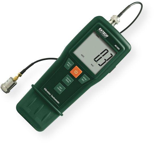 Extech 461880-NIST Vibration Meter + Laser/Contact