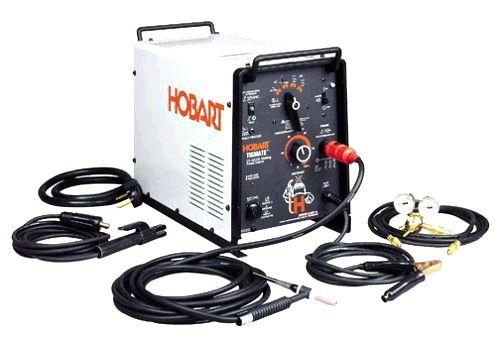 Hobart Tig Welder >> Hobart 500424 Tigmate 230 Volt Ac Dc Tig And Stick Welding Package