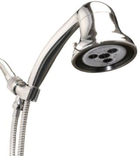 Oxygenics 50527 Intellishower Handheld Showerhead Only 2 0 Gallons Per Minute With 60 Psi