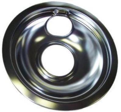 Frigidaire 5303280336 Electric Range Drip Pan Bowl 6
