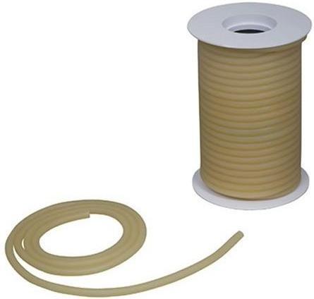 Duro med 539 5122 4200 latex tubing 50 feel reels 1 4 for Liner diametre 4 50