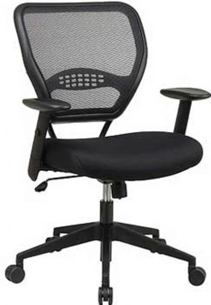 office star 5500 space collection air grid back deluxe