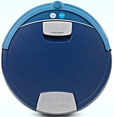 Irobot 5800r Roomba Scooba 330 Floor Washing Robotic Hard