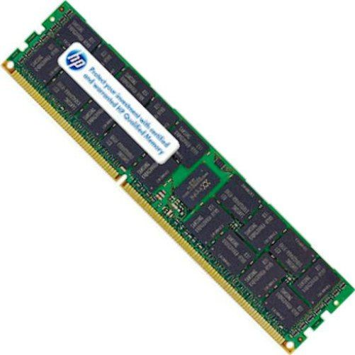 HP 4GB 2Rx4 PC3-10600R-9 RAM Kit (500658-B21)