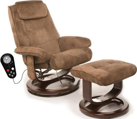 Comfort Products 60 078011 Leisure Recliner Chair With