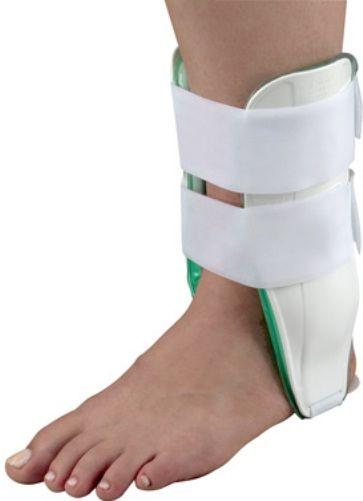 Mabis 630-6824-0082 Air Cast Ankle Brace, Standard Adult ...