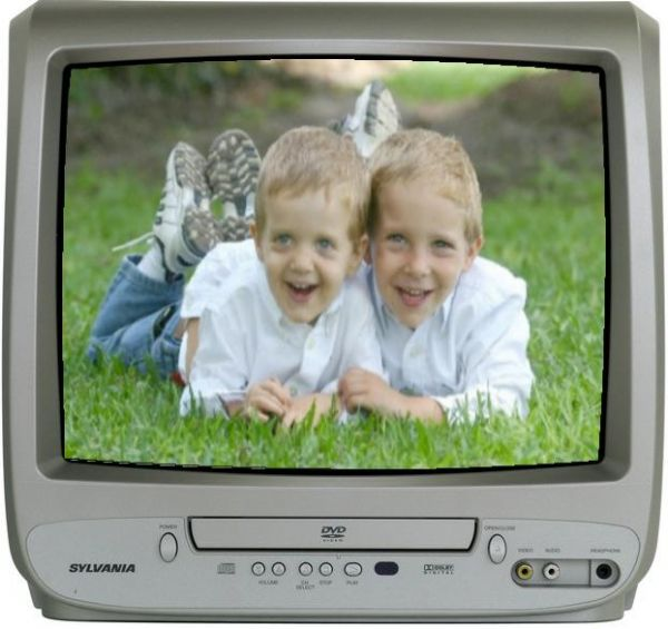 13 Inch Tv With Dvd