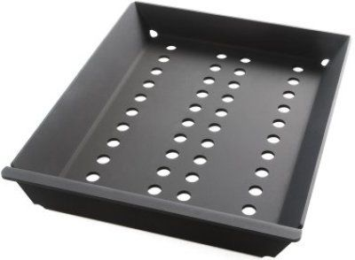 Napoleon 67405 Cast Iron Charcoal Tray For 405 Series Grills Allows Integration Of Grilling To Both Natural Gas