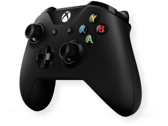 Microsoft XBOX 6CL00005 Xbox Wireless Controller; Black; Sleek, streamlined design and textured grip; Custom button mapping and up to twice the wireless range; Plug in any compatible headset with the 3.5mm stereo headset jack; UPC 889842159349 (6CL00005 6CL 00005 6CL-00005 6CL00005 6CL00005-XBOX 6CL00005-MICROSOFT)