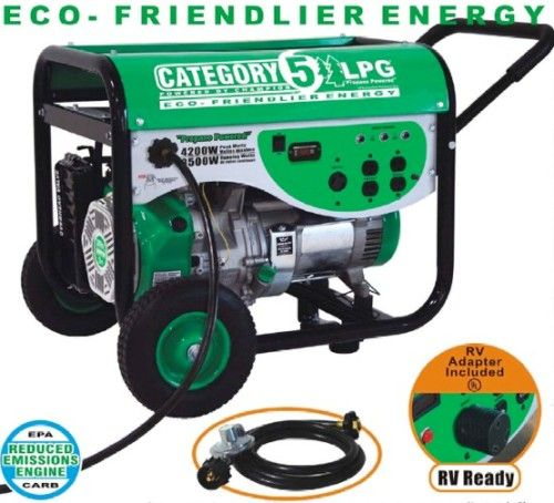 Portable Generator Noise Suppression : Champion power equipment category portable