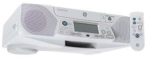 Ge General Electric 7 5290 Spacemaker Cd Player With Digital Am Fm