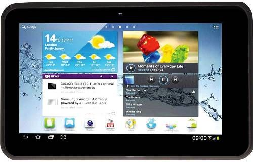 Iview 792TPC Capacitive 7