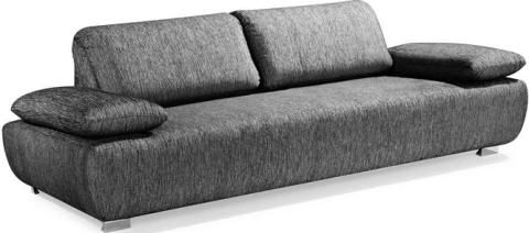 Bon Zuo Modern 900041 Bender Sofa, Microfiber Seat, Body And Cushions,  Adjustable Arms And