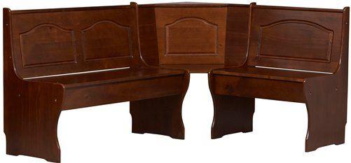Cool Linon 90366Wal 01 Kd U Chelsea Walnut Break Nook Corner Unit Pdpeps Interior Chair Design Pdpepsorg