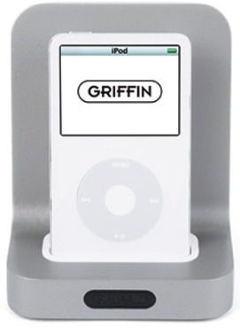 Griffin Technology 9802-TCENTNOFI TuneCenter, Home Media Center without WiFi for iPod TuneCenter, Platform: Universal, Connect to the Internet, Ipod not included, UPC 685387098026 (9802TCENTNOFI 9802 TCENTNOFI)