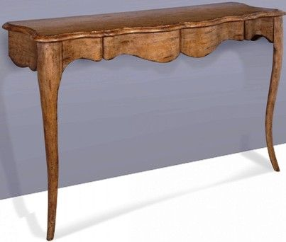 Bassett Mirror A2304ec Model A2304 Old World Lurmont Pier Console Table Dimensions 54