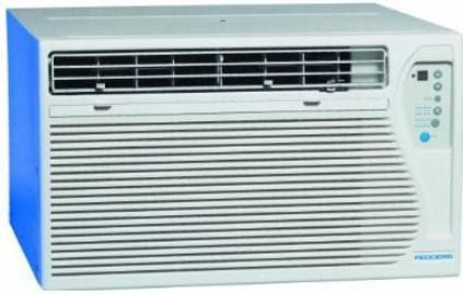 fedders a6u14w7b through the wall air conditioner with. Black Bedroom Furniture Sets. Home Design Ideas