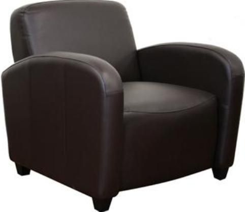 Wholesale Interiors A 77 206 CHAIR Marena Brown Leather
