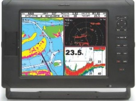 simrad aa010018 model nx 45 navstation multifunctional navigation, Fish Finder