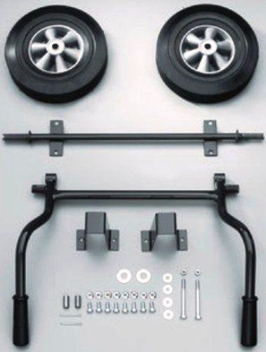 Yamaha acc wheel ki tp generator wheel kit painted black for Yamaha yg4600d generator price