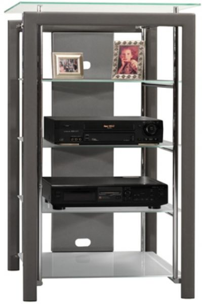 Audio Tower Glass Shelves