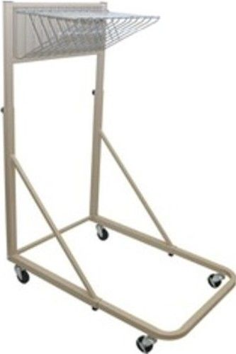 Adir 613 vertical file rolling stand mobile blueprint stand with adir 613 vertical file rolling stand mobile blueprint stand with brackets similar to mayline 9329h and safco 5026 holds up to 12 hanging clamps malvernweather Choice Image