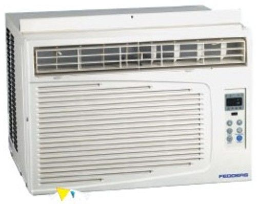 Fedders Aer08f2a Heat Cool Air Conditioner 7800 Btu