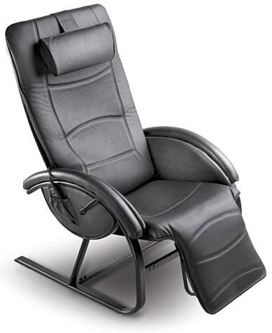 HoMedics AG2101 AntiGravity Lounger with 10 Massage Styles