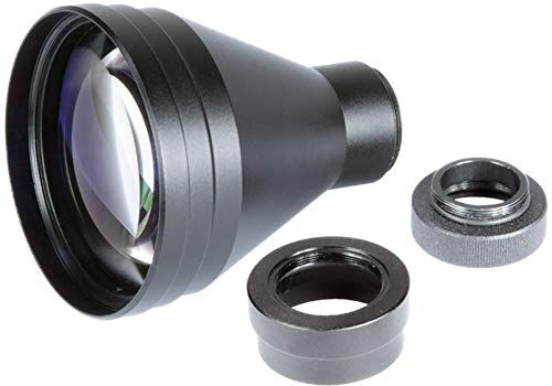 AGM Global Vision 61025XA1 Model Afocal 5X Magnifier Lens Assembly Fits with AGM PVS-14 OMEGA 3NW, PVS-7 NL2, PVS-14 NL3, WOLF-7 NL3, WOLF-7 NL2, PVS-14 NL2, PVS-14 3NW, PVS-7 3NL3, PVS-7 NL3, WOLF-7 3NL3, PVS-14 NW, WOLF-7 NW, PVS-7 NL1, PVS-14 NL1, PVS-7 3NL2, PVS-14 3NL2, WOLF-14 NL3, WOLF-14 NL2; UPC 810027770066 (AGM61025XA1 61025-XA1 61025X-A1 61025 XA1)
