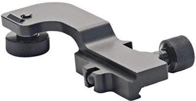AGM Global Vision 6107WMP1 Weapon Mount Fits with AGM PVS-14 OMEGA 3NW, PVS-14 NL3, PVS-14 NL2, PVS-14 3NW, PVS-14 NW, PVS-14 NL1, PVS-14 3NL2, PVS-14 3NL1, PVS-14 3NL3, PVS-14 OMEGA 3NL2 Night Vision Monoculars; UPC 810027770387 (AGM6107WMP1 6107-WMP1 6107WMP-1 6107 WMP1)