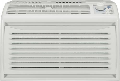 Ge ahv05lr 115 volt room air conditioner 5100 btu 9 7 for 17 wide window air conditioner