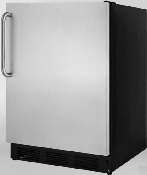 summit al752bbisstb compact all refrigerator with. Black Bedroom Furniture Sets. Home Design Ideas