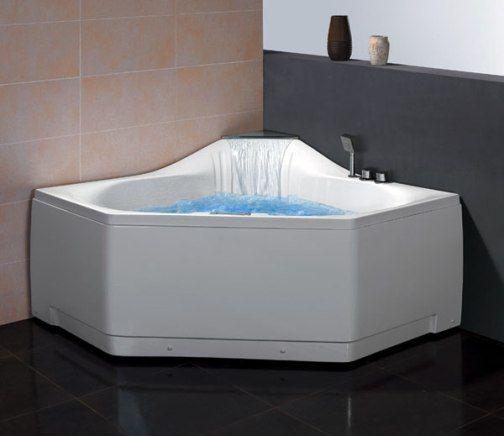 Ariel Platinum Am168 Whirlpool Bath Tub Etl Listed Us