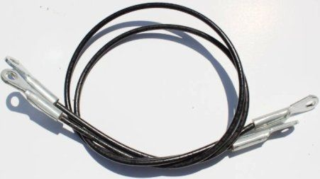 Amacker Am82000 004 Hang On Cables 2 Pieces For Timb R