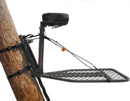 Amacker Am82013 Jack Plate Timb R Lock Tree Stand Durable