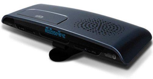 Anycom 0133 Model HCC-500 Bluetooth Car Kit, Black/Grey