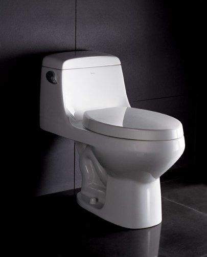 Ariel Platinum AP109 The Apollo Contemporary European Toilet Seat Included