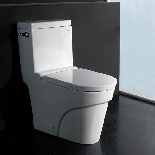 non slam toilet seat.  Toilet Seat Included Elongated Bowl Type 12 Inch Onefit Rough In Technology High Quality Polish Resist Staines Finish Soft Close Non Slamming Ariel Platinum AP326 The Oceanus Contemporary European