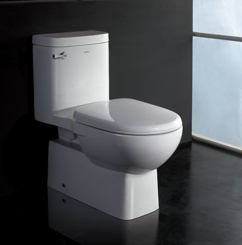 Ariel Platinum AP338 The Dionysus Contemporary European Toilet Seat Included