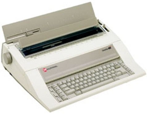 Adler Royal SATELLITE 40 Electronic Office Typewriter, 15