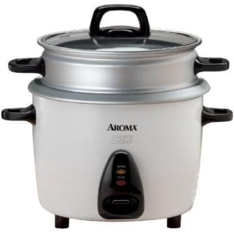 aroma arc737 1g pot style rice cooker and food steamer cooking rh salestores com zojirushi rice cooker instruction manual aroma rice cooker instruction manual