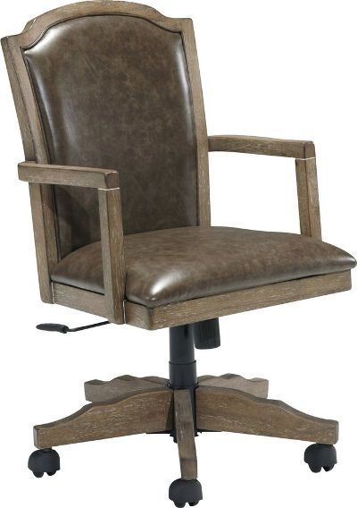 ashley h688 01a tanshire series home office swivel desk chair made