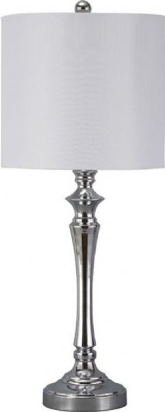 Ashley l204004 taji series metal table lamp price per unit can ashley l204004 taji series metal table lamp price per unit can only be purchased in sets of 2 chrome finished metal table lamp drum shade mozeypictures Images