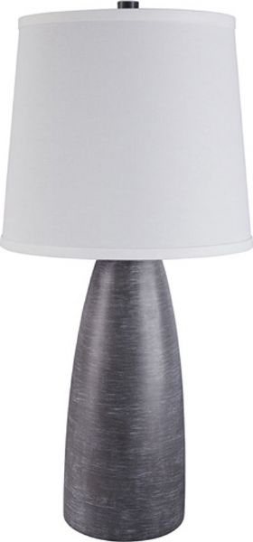 Ashley l243004 shavontae series poly table lamp price per unit can ashley l243004 shavontae series poly table lamp price per unit can only be purchased in sets of 2 gray finished table lamp modified drum shade aloadofball Image collections