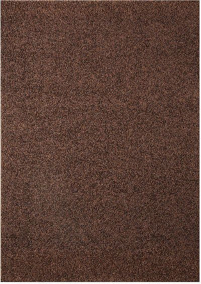 Ashley R243002 Caci Series Medium Rug, Machine tufted Rug, Solid in Brown and Beige, Jute backing, Made in 100% Polypropylene, Dry Clean Only, Use of Rug Pad Recommended for This Item, Dimensions 60.00