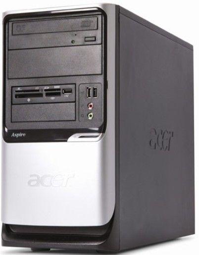 Acer AST690-UP935A Aspire T690 Desktop, Intel Pentium D 935