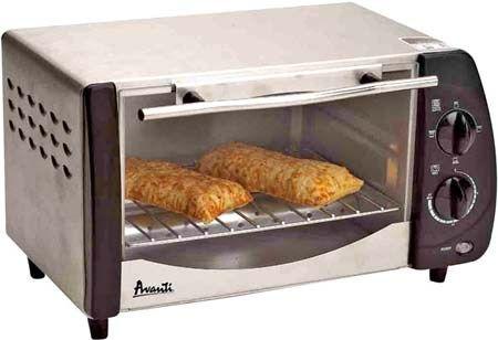 Avanti T 9 Toaster Oven Broiler Stainless Steel Auto
