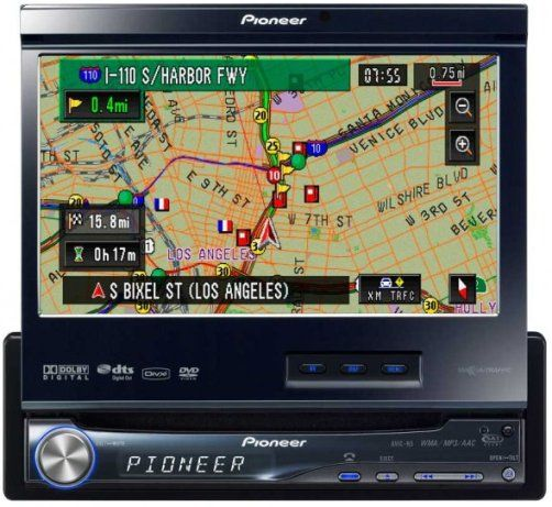 In-Dash Car Navigation Systems - m